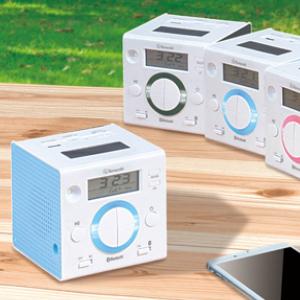 エコキューブラジオ4 Bluetooth